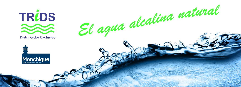 Trids Innovation Agua Alcalina